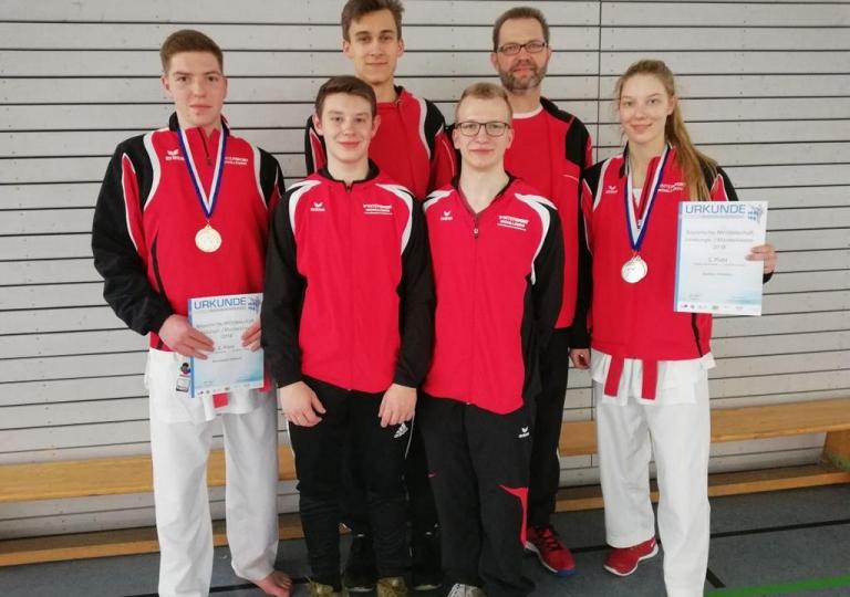 2018-03-10/11 Bayerische Meisterschaft Jugend/Junioren/LK/MK/U21