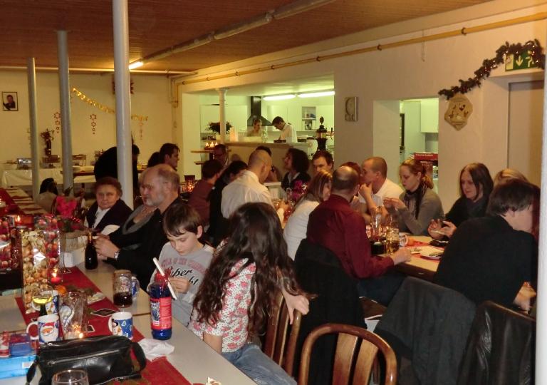 2011-12-17 - Erwachsenen-Weihnachtsfeier 2011