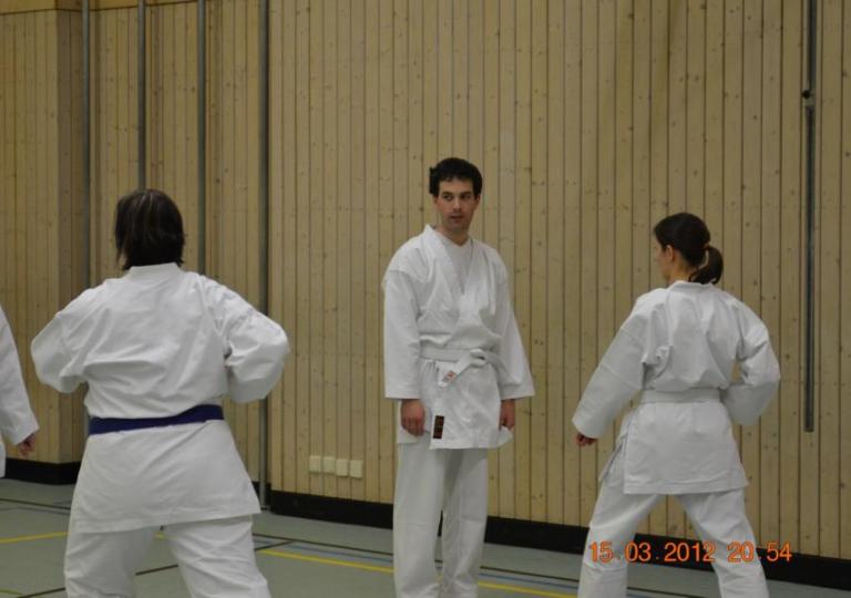 2012-03-15 - Erwachsenenkurs