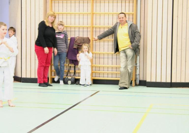 2012-03-29 - Gürtelprüfung