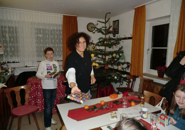 2011-12-16 - Kinder Weihnachtsfeier 2011